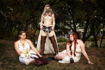Mad Max Cosplayers