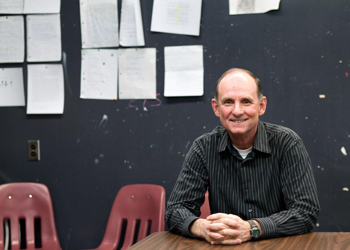 Bob Moore at Seed