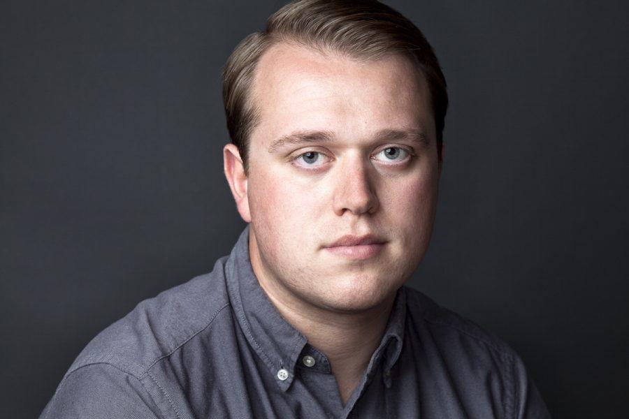 Author Jack Urwin