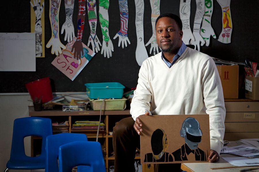 West End Alternative School Joseph Galiwango