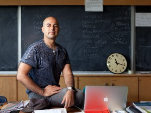 THESTUDENTSCHOOL teacher Adam Shalaby