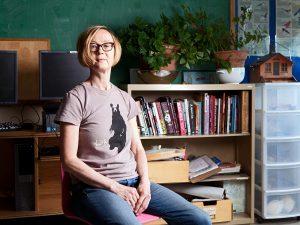 THESTUDENTSCHOOL teacher Beth Tomlinson