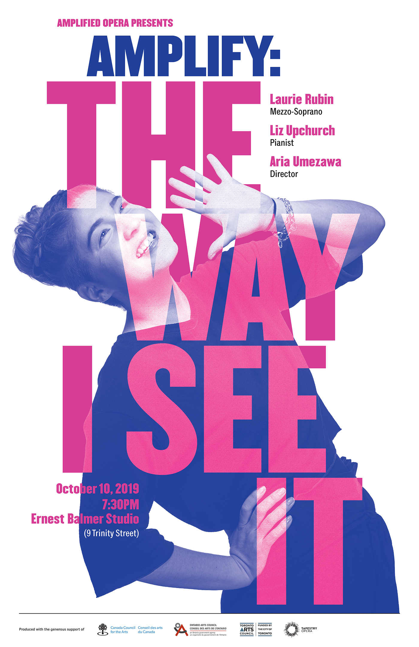 The Way I See It poster