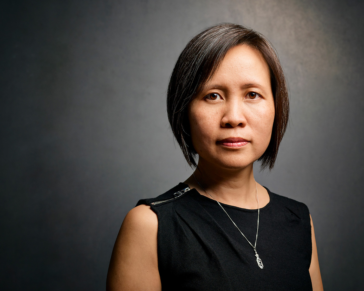 Headshot of cinematographer Iris Ng.