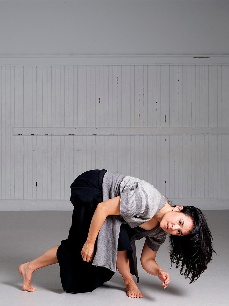 Dancer Suzanne Liska