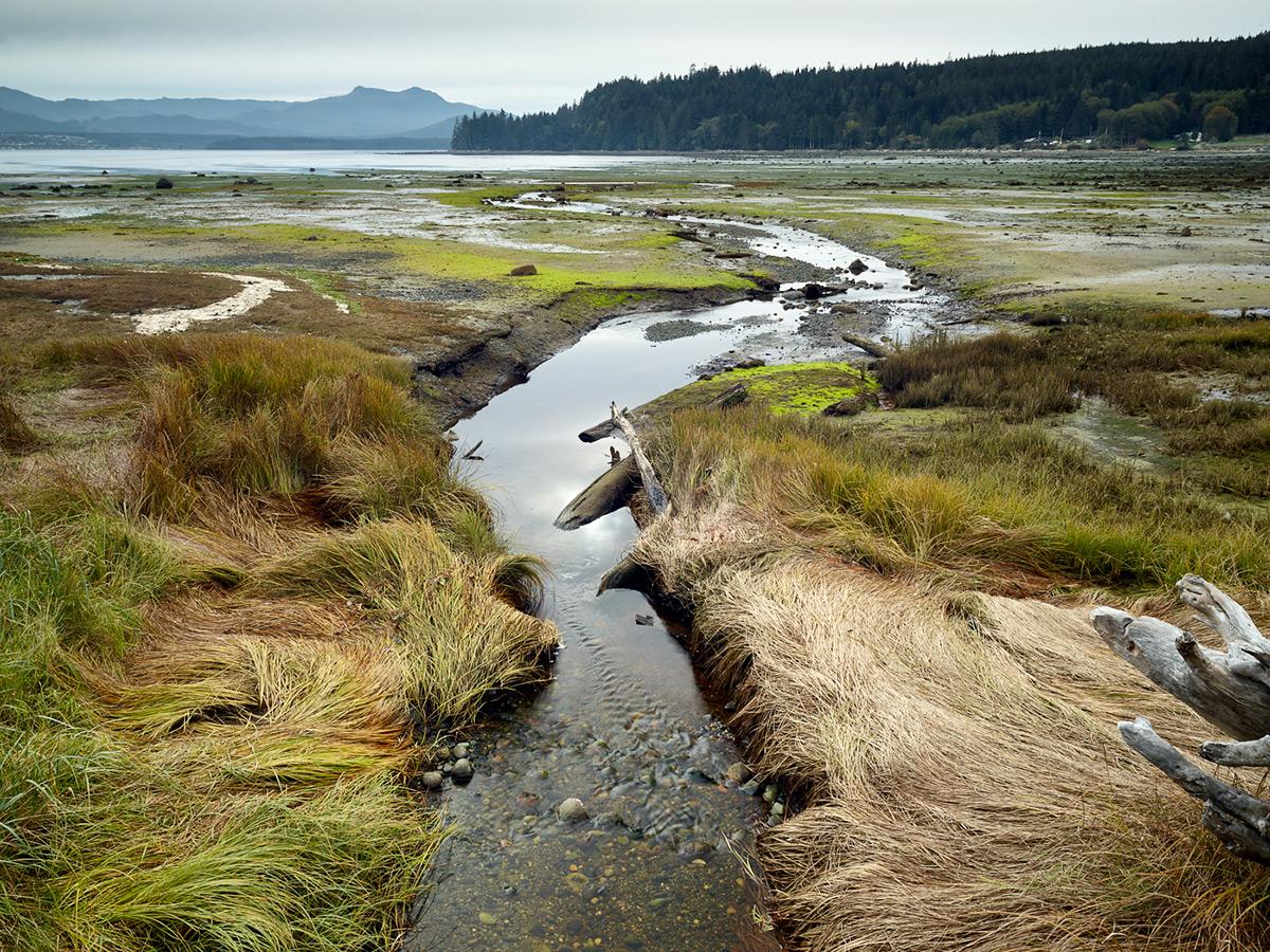Rough Bay, Sointula, British Columbia.